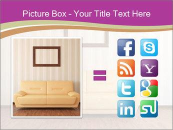 Rest room PowerPoint Template - Slide 21