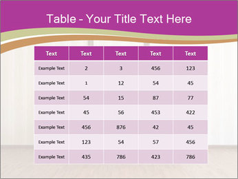 Rest room PowerPoint Template - Slide 55