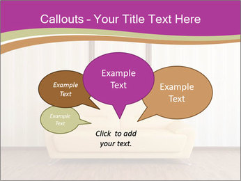 Rest room PowerPoint Template - Slide 73