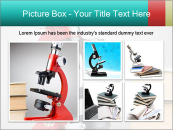 Books PowerPoint Template - Slide 19
