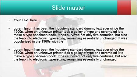 Books PowerPoint Template - Slide 2