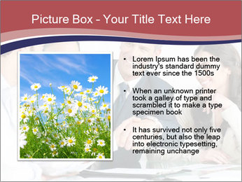 Mature businessman PowerPoint Template - Slide 13