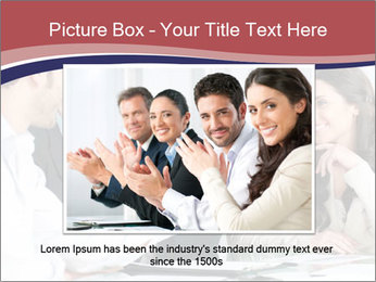 Mature businessman PowerPoint Template - Slide 15