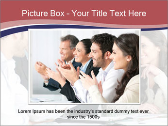 Mature businessman PowerPoint Template - Slide 16