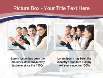 Mature businessman PowerPoint Template - Slide 18