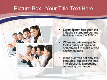 Mature businessman PowerPoint Template - Slide 20