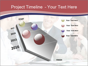 Mature businessman PowerPoint Template - Slide 26