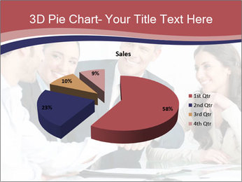 Mature businessman PowerPoint Template - Slide 35