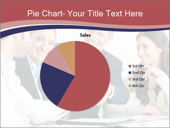 Mature businessman PowerPoint Template - Slide 36