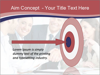 Mature businessman PowerPoint Template - Slide 83