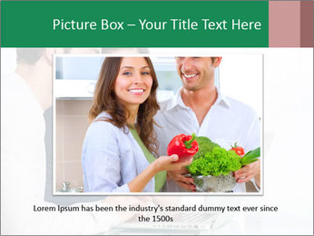 Couple buying online PowerPoint Template - Slide 16