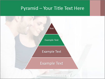 Couple buying online PowerPoint Templates - Slide 30