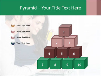 Couple buying online PowerPoint Template - Slide 31