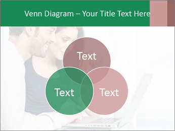 Couple buying online PowerPoint Templates - Slide 33