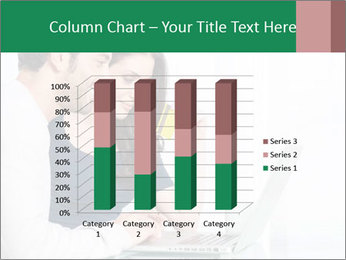 Couple buying online PowerPoint Templates - Slide 50