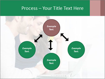 Couple buying online PowerPoint Templates - Slide 91