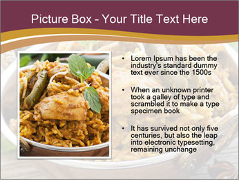 Biryani PowerPoint Template - Slide 13