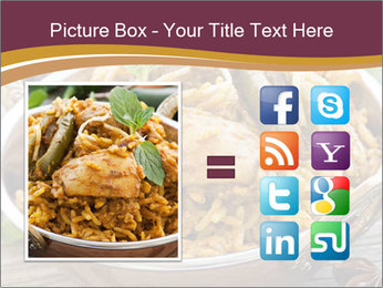 Biryani PowerPoint Template - Slide 21