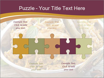 Biryani PowerPoint Template - Slide 41