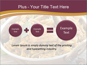 Biryani PowerPoint Template - Slide 75