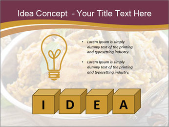 Biryani PowerPoint Template - Slide 80