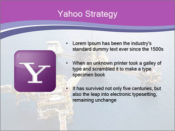 Oil refinery PowerPoint Template - Slide 11