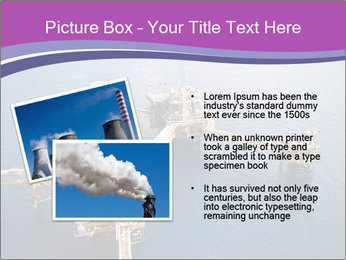 Oil refinery PowerPoint Template - Slide 20