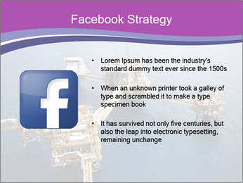 Oil refinery PowerPoint Template - Slide 6