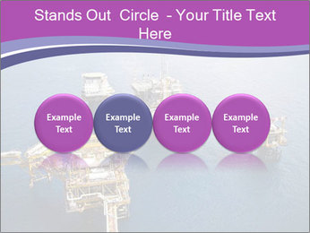 Oil refinery PowerPoint Template - Slide 76