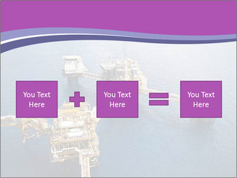Oil refinery PowerPoint Template - Slide 95