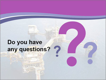 Oil refinery PowerPoint Template - Slide 96