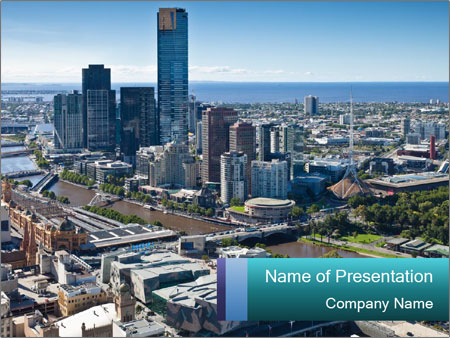 Melbourne PowerPoint Templates