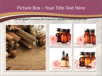 Scented potpourri PowerPoint Templates - Slide 19
