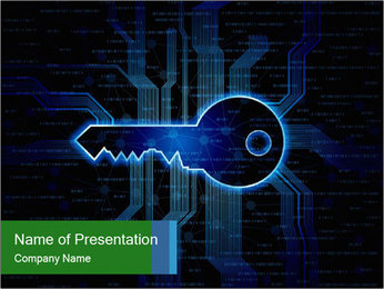 Abstract background PowerPoint Templates - Slide 1
