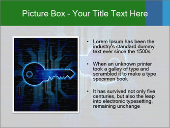 Abstract background PowerPoint Templates - Slide 13