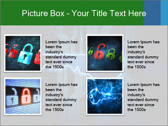 Abstract background PowerPoint Templates - Slide 14