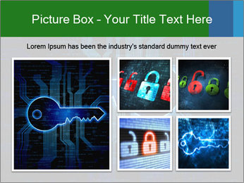 Abstract background PowerPoint Templates - Slide 19