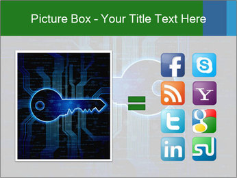 Abstract background PowerPoint Templates - Slide 21