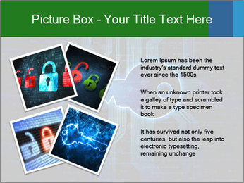 Abstract background PowerPoint Templates - Slide 23