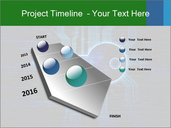 Abstract background PowerPoint Templates - Slide 26