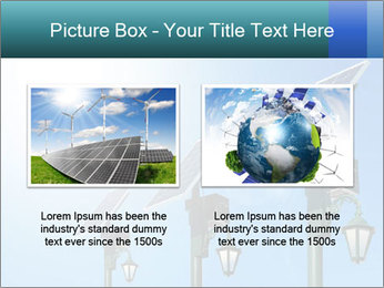 Solar powered PowerPoint Template - Slide 18