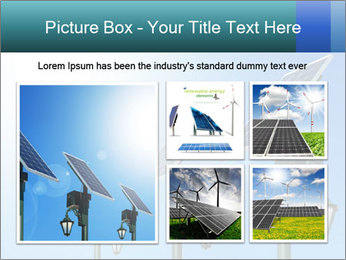 Solar powered PowerPoint Template - Slide 19