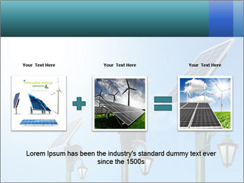 Solar powered PowerPoint Template - Slide 22