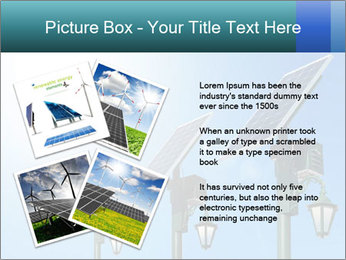 Solar powered PowerPoint Template - Slide 23