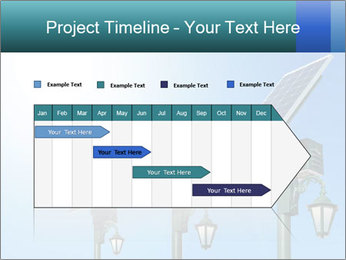 Solar powered PowerPoint Template - Slide 25