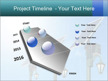 Solar powered PowerPoint Template - Slide 26
