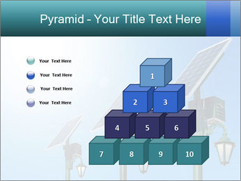 Solar powered PowerPoint Template - Slide 31