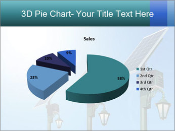 Solar powered PowerPoint Template - Slide 35