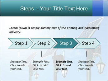 Solar powered PowerPoint Template - Slide 4