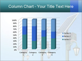Solar powered PowerPoint Template - Slide 50